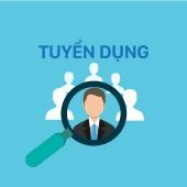 Thông báo tuyển dụng nhân viên phòng kế hoạch cung ứng