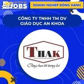 Công ty TNHH TM DV Giáo dục An Khoa