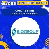 Công ty TNHH Biogroup Việt Nam