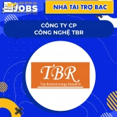 Công ty CP Công nghệ TBR