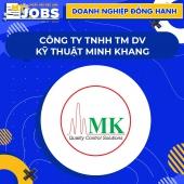 Công ty TNHH TMDV Kỹ thuật Minh Khang