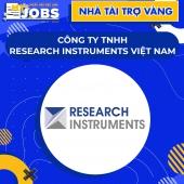 Công ty TNHH Research Instruments Việt Nam