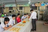 Ra mắt CLB Cờ khoa Sinh Học Trường đại học Khoa Học Tự Nhiên, ĐHQG-HCM - 006