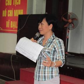 PGS. TS. Hồ Huỳnh Thuỳ Dương
