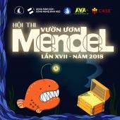 """TRẢI NGHIỆM CÙNG """"VƯỜN ƯƠM MENDEL LẦN XVII - NĂM 2018"""""""