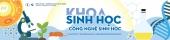 """""""Mười ngón tay Sinh"""" & Những điều bạn cần biết về chuyên ngành của Khoa SH-CNSH"""