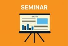 Hội thảo chuyên đề: Ứng dụng công nghệ sinh học Vi sinh trong xử lý nước thải