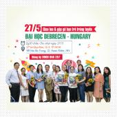 27/5 : NGƯỜI THẬT VIỆC THẬT CHIA SẺ KINH NGHIỆM TRÚNG TUYỂN Y NHA DƯỢC – HUNGARY