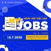 Tổng kết Ngày hội việc làm My Jobs lần 4 - 2020