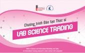 """Thông báo xét tuyển trình độ Thạc sĩ, chuyên ngành """"Ứng dụng thương mại trong khoa học thực nghiệm (Lab Science Trading)"""" – chương trình liên kết đào tạo giữa ĐH. KHTN, ĐHQG-HCM và ĐH Grenoble Alpes, Pháp năm 2020"""