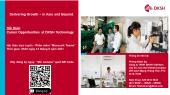 DKSH Technology – Hội Thảo Định Hướng Nghề Nghiệp Cho Sinh Viên
