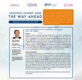 Webinar: NUS FoS e-Science Communication/STEM Webinars for University Educators in ASEAN