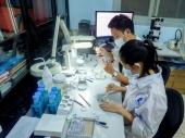 Cử nhân Công nghệ Sinh học chất lượng cao