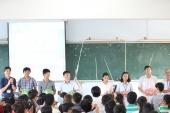 Gặp gỡ Tân sinh viên ngành Sinh học và Công nghệ Sinh học