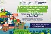 Chương trình Doanh nhân Xã hội Trẻ (YSE) - Quỹ Quốc tế Singapore & Trường Đại học Quốc tế - Đại học Quốc gia Việt Nam (VNU – IS)