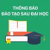 Tham dự buổi bảo vệ luận án Tiến sĩ cấp Cơ sở đào tạo cho NCS. Ngô Thị Mai, NCS. Nguyễn Tuấn Anh