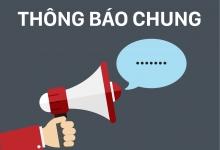 CÁC MÔN HỌC MỞ TRONG HK2 NĂM HỌC 2018 - 2019 LỚP CHẤT LƯỢNG CAO