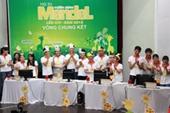 Sinh viên Lê Yên Thanh giành giải Gương mặt trẻ Việt Nam tiêu biểu 2015 - 008