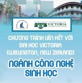 Hội thảo chương trình liên kết với Đại học Victoria, New Zealand dành cho ngành Công nghệ Sinh học 2019