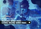 """""""Sinh"""" động - Xu hướng đào tạo ngành Sinh học - Công nghệ Sinh học"""